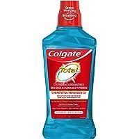 Colgate Total 12HR Pro-Shield CPC Mouthwash, Peppermint Blast, 1 L