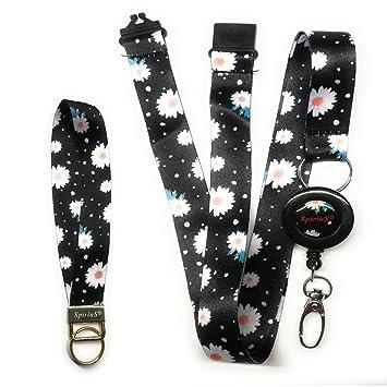 Spirius Original Breakaway Lanyard Neck Strap for ID Badge holder lot