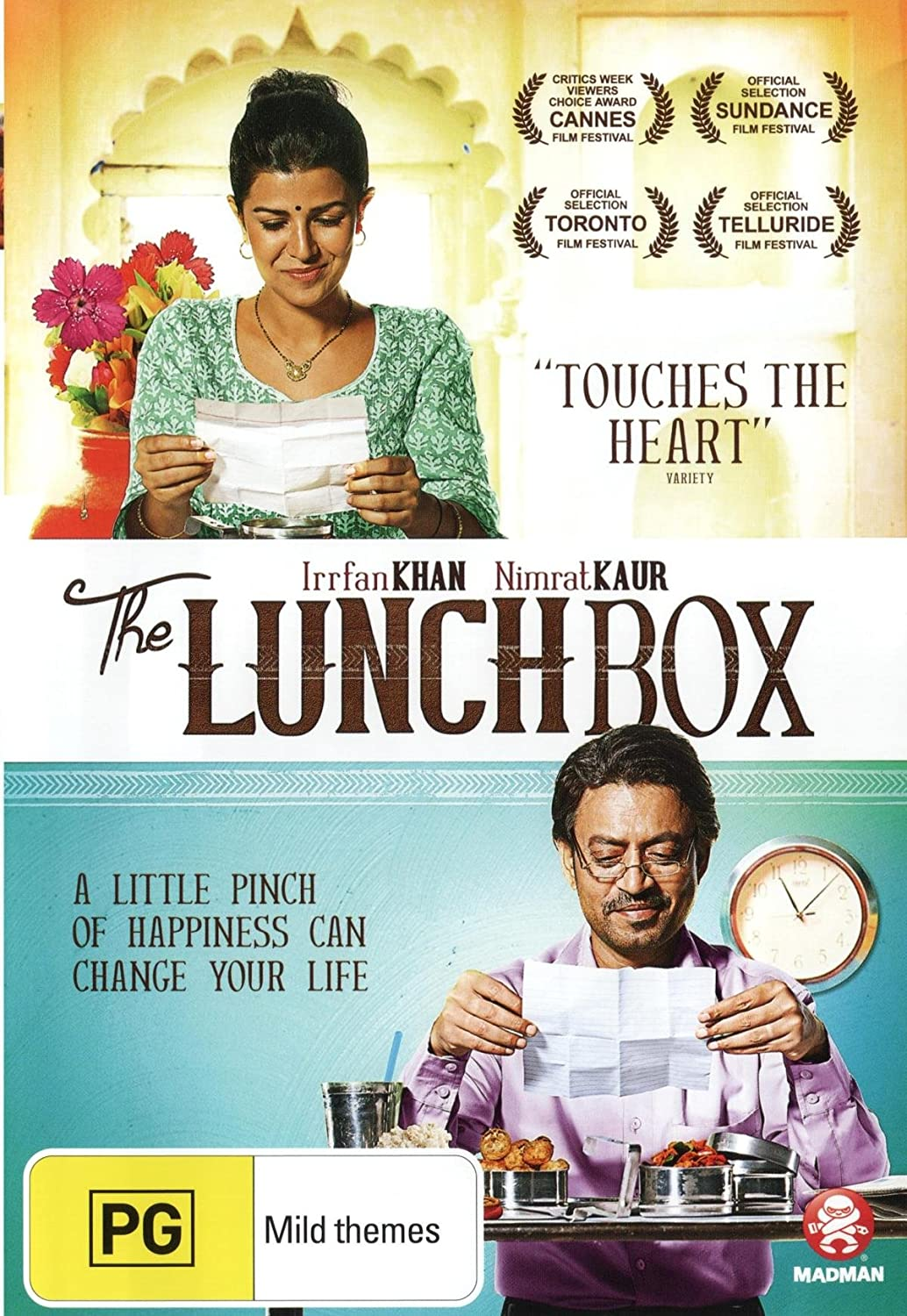 The Lunchbox NON-USA Format / PAL / Region 4 Import ...