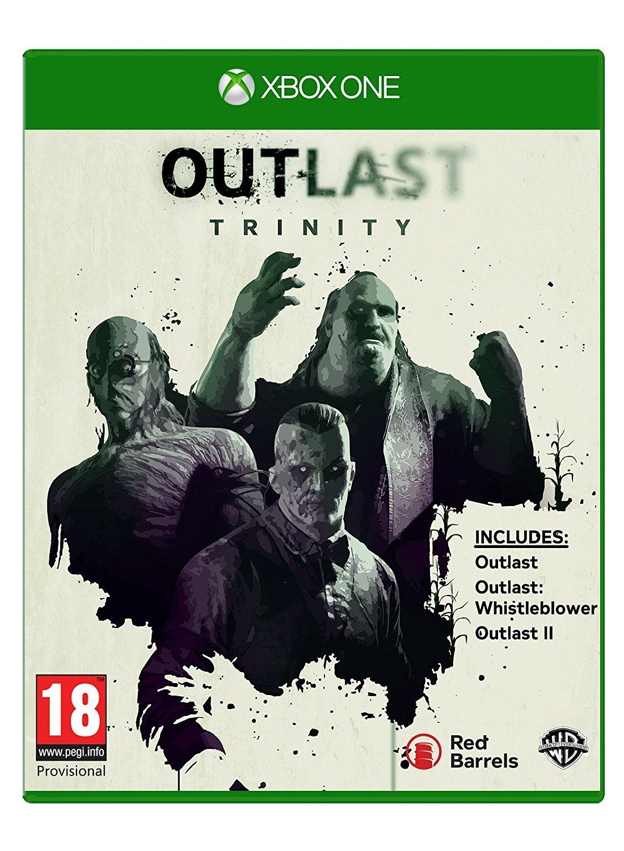 Amazon com: Outlast Trinity (Xbox One) UK IMPORT REGION FREE