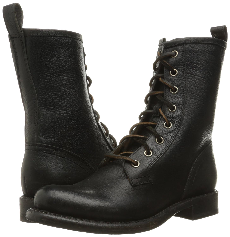 FRYE Women's Jenna Combat Boot B019RQW816 7 B(M) US|Black