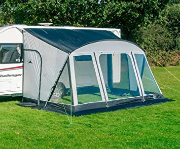 Sunncamp Swift 390 Deluxe Porch Awning Amazon Co Uk Car Motorbike