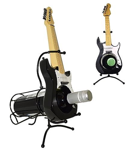 Maison de Cadeux Guitarra acústica eléctrica y violín Vino Montaje