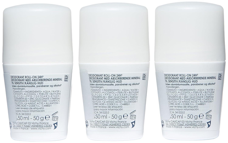 deodorant känslig hud