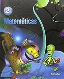 Matemáticas 2º Primaria (Tres Trimestres) (Superpixépolis) - 9788426395863