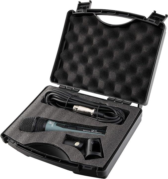 Pronomic DM-59 Micrófono con conmutador: Amazon.es ...
