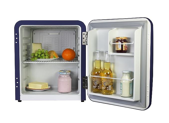 Mini Kühlschrank Union Jack : Vintage industries mini retro kühlschrank miami union jack