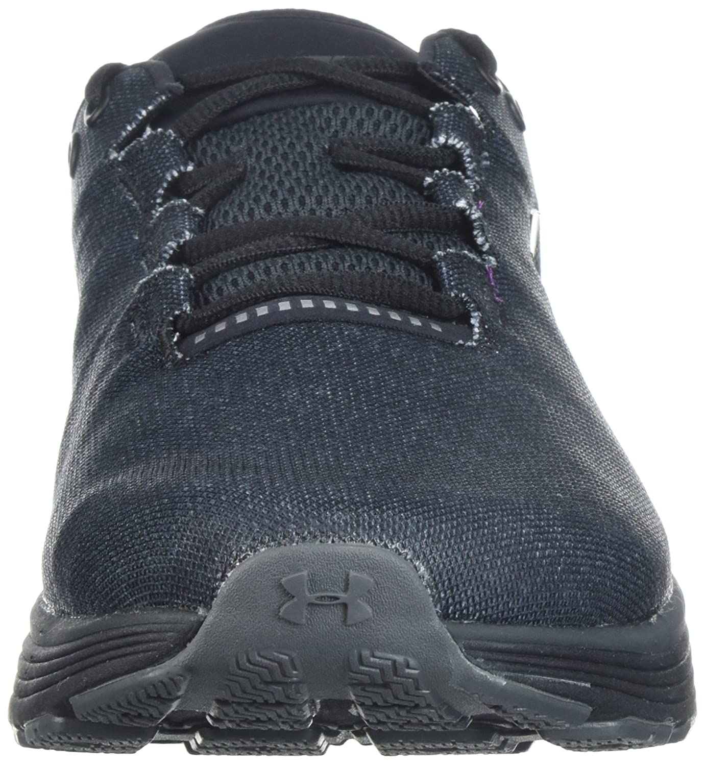 Under Armour Women's Charged B072J3RSC5 Bandit 3 Running Shoe B072J3RSC5 Charged 8 M US|Black (009)/Stealth Gray aa8c81