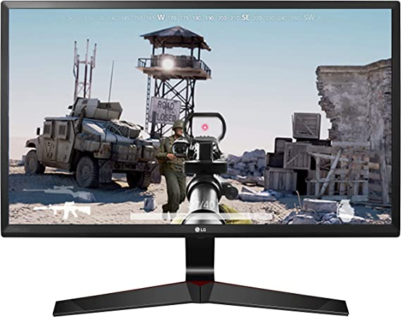 LG 24MP59G-P - Monitor Gaming de 60,4 cm (23,8