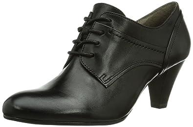 CAPRICE Chaussures Elisabeth noir qoIbxs23U
