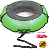 "Bradley Multi-Rider Snow Tube with 60"" Heavy Duty Cover 