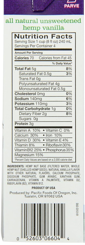 Organic Hemp Milk Whole Foods