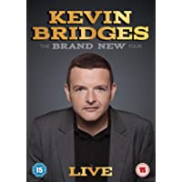 Kevin Bridges: The Brand New Tour - Live [DVD] [2018]