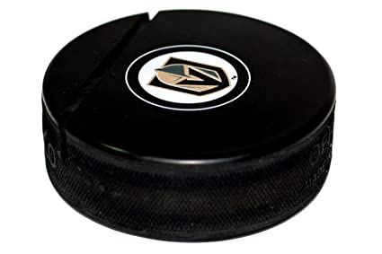 Amazon las vegas golden knights hockey puck business card las vegas golden knights hockey puck business card holder reheart Images