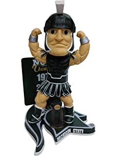 Individually Numbered to Only 216 Forever Collectibles Oklahoma State University Cowboys Multiple Mens College Basketball National Championships Bobblehead Bobble Head