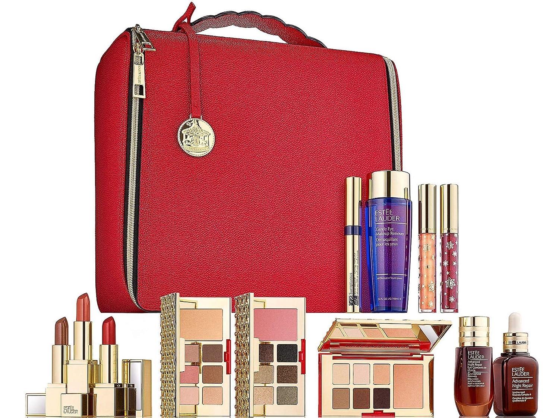 2020 Estee Lauder Christmas Makeup Sets Amazon.: Estee Lauder Blockbuster Holiday Makeup 12 Piece Gift