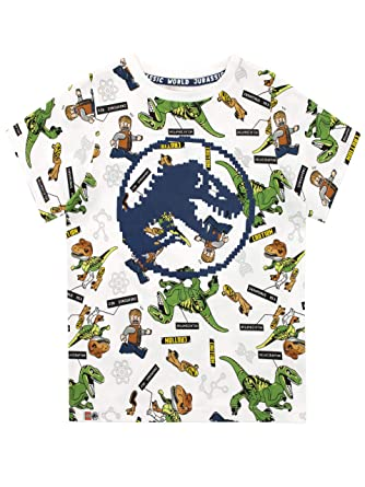 nice shoes authentic most popular LEGO - T-Shirt - Jurassic World - Garçon