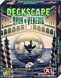 ABACUSSPIELE 38182 Deckscape - Raub in Venedig Escape Room Spiel