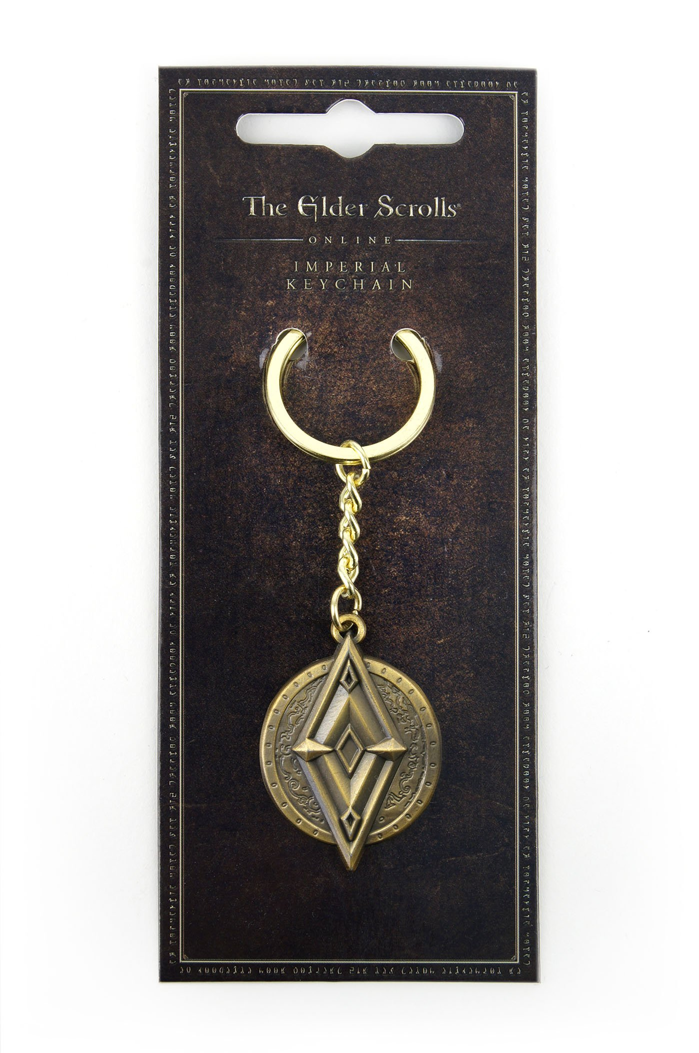 The Elder Scrolls Online Imperial Key Ring (Electronic Games)