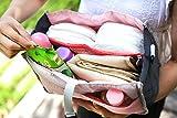 PK Baby Diaper Caddy - Bag in Tote Bag - Hanging
