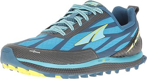 Altra Superior 3.0 W Zapatillas de trail running blue/lime: Amazon ...