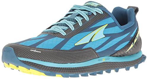 Altra Superior 3.0 W Zapatillas de trail running blue/lime: Amazon.es: Zapatos y complementos