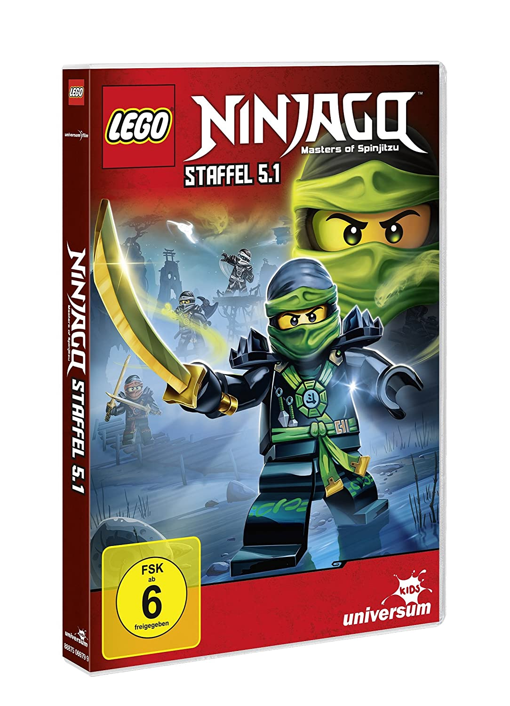 Lego Ninjago - Staffel 5.1: Amazon.de: Dan Hageman, Erik Wilstrup ...