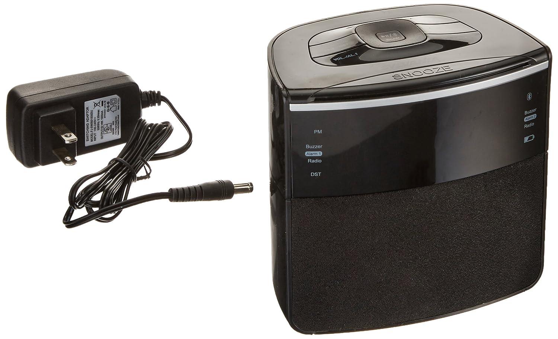 Amazon.com: Sylvania Bluetooth Clock Radio with Auto-Set Dual Alarm on set clock, set an 037, set phone, set timer, set top boxes, set date,