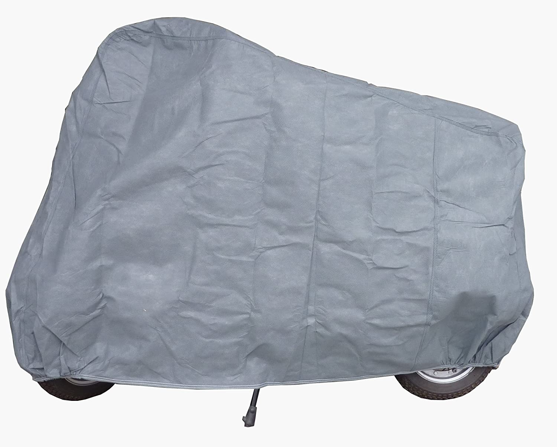 Car-e-Cover Motorradplane Motorrad Abdeckung Abdeckplane 100/% wasserdicht Aussenbereich f/ür Yamaha Tricity