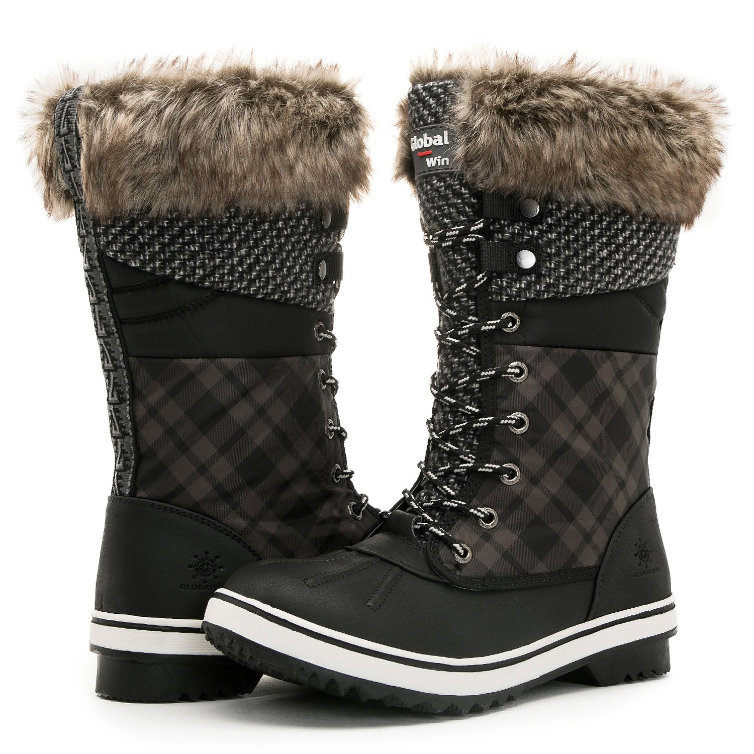 Top 10 Comfy Snow Stiefel for Damens Winter Best Winter Damens Stiefel 2018 2019 on ... e3357d