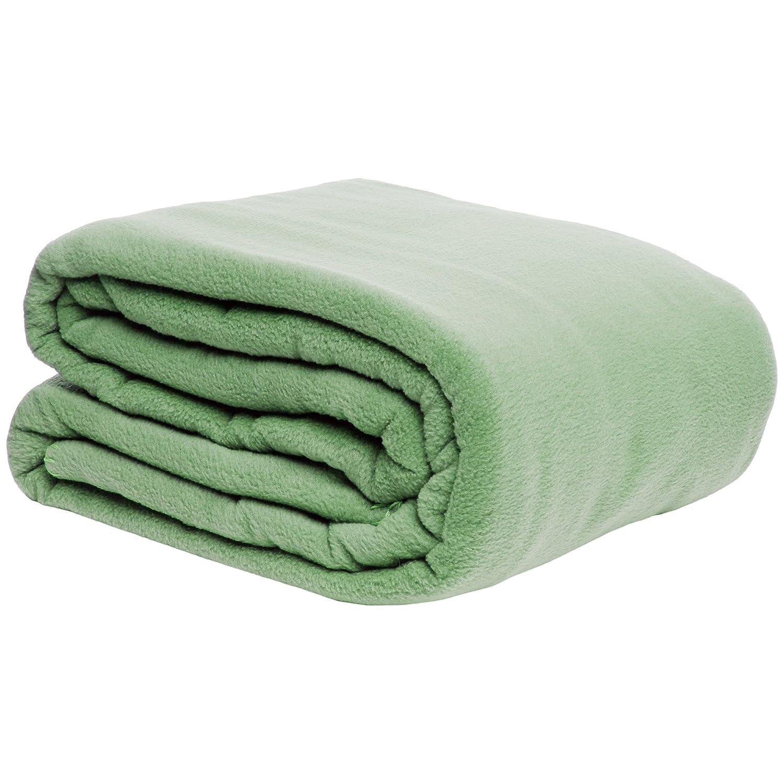 Amazon.com: Manta de una sola pieza, lavable a máquina ...