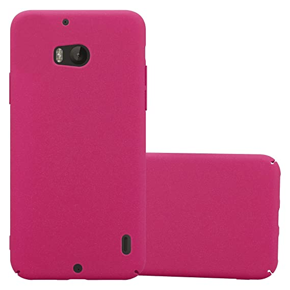 size 40 90b06 0d648 Amazon.com: Cadorabo Case Works with Nokia Lumia 930 in Frosty Pink ...