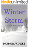 Winter Storm: A Small Town Lesbian Romance Novel (Callie & Rebecca Series Book 2)