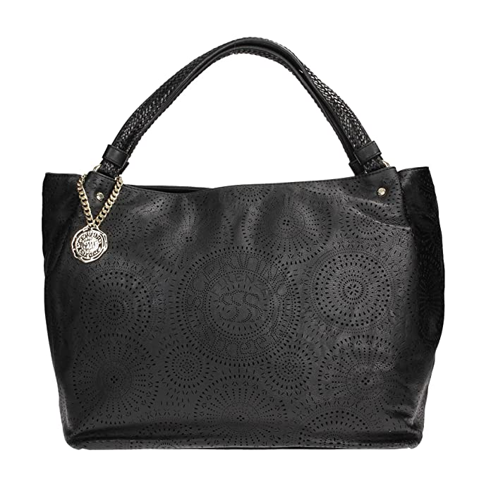 d5237c2ba2 Borsa Scervino Street Pauline Donna Nero - scbpu0000128001: Amazon.it:  Abbigliamento