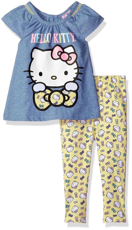 【ふるさと割】 Hello Kitty PANTS PANTS Chambray ベビーガールズ 12 Months Light Blue Chambray B01M2V7DQ0 B01M2V7DQ0, クニガミソン:08a2a2d1 --- a0267596.xsph.ru