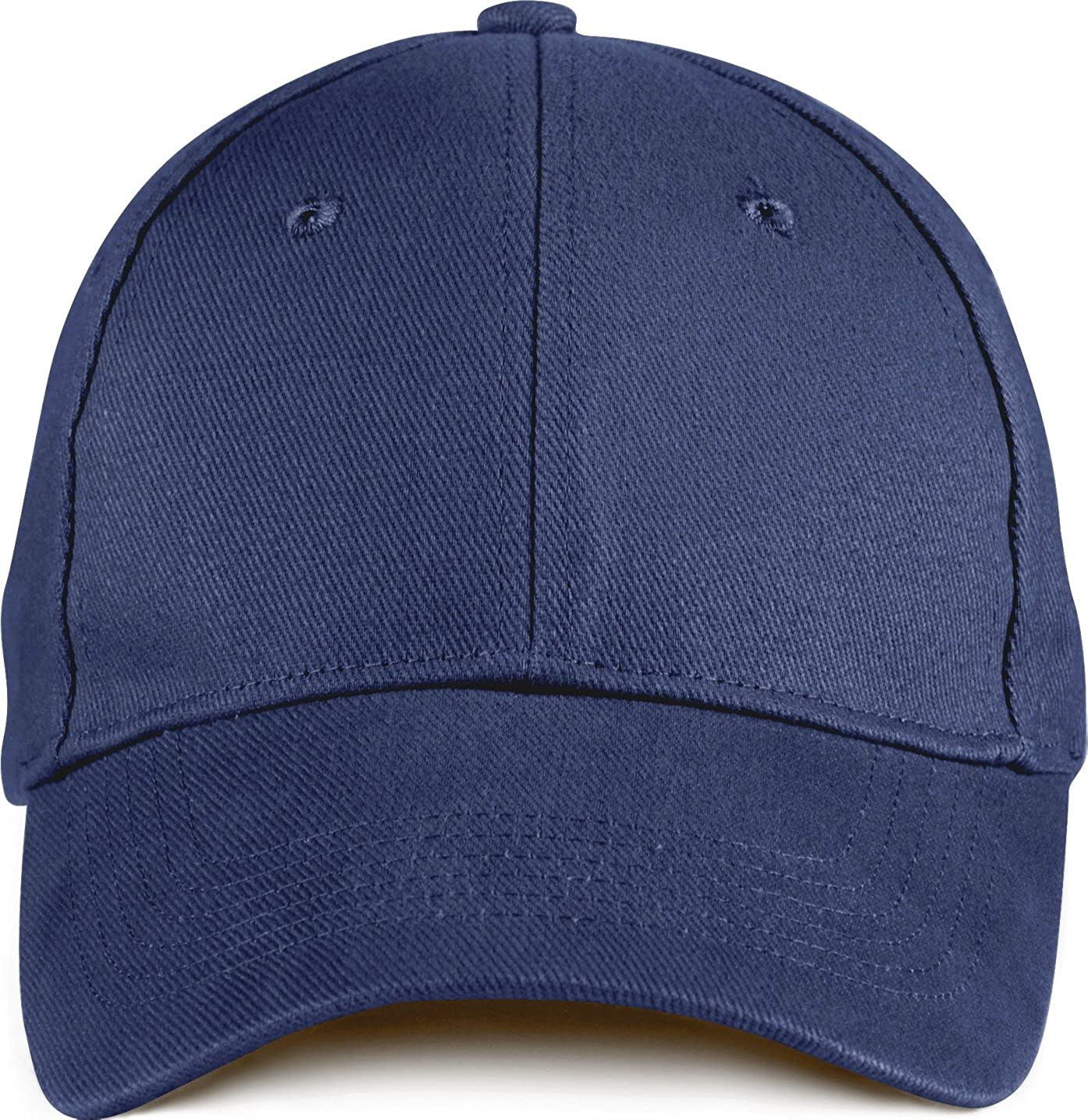 Amazon.com  Anvil Women s Brushed Structured Twill Cap  Sports   Outdoors 1b1113a617e