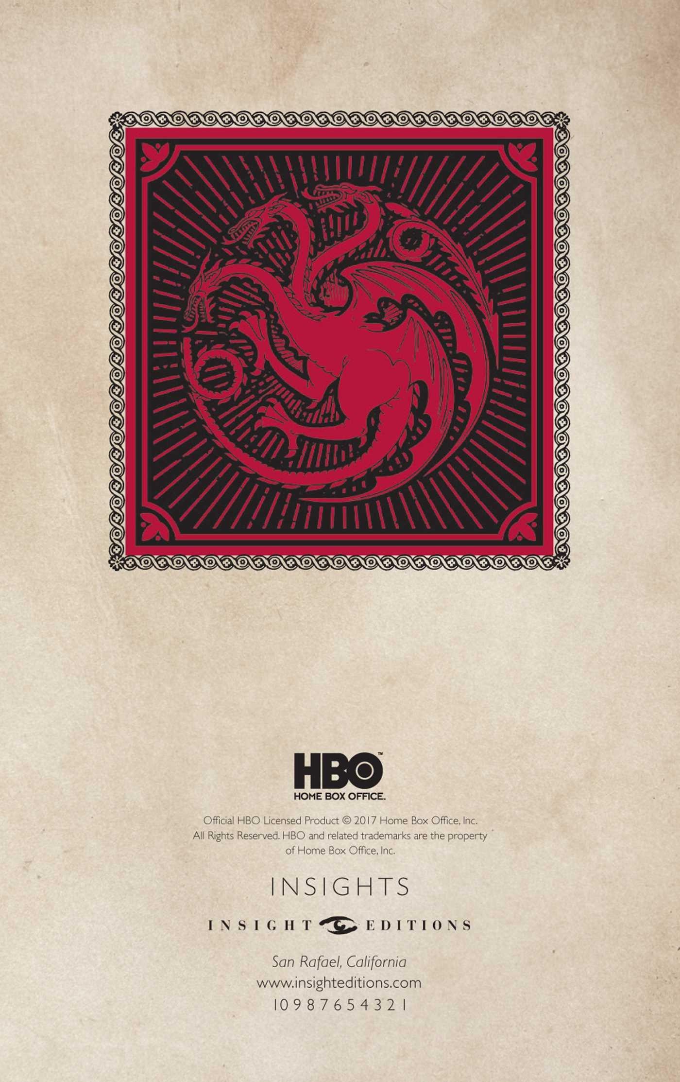 House Targaryen (Insights Journals): Amazon.es: Vv.Aa ...