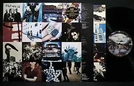 U2 - Achtung Baby - Island Records - U28, Island Records - 510347 ...