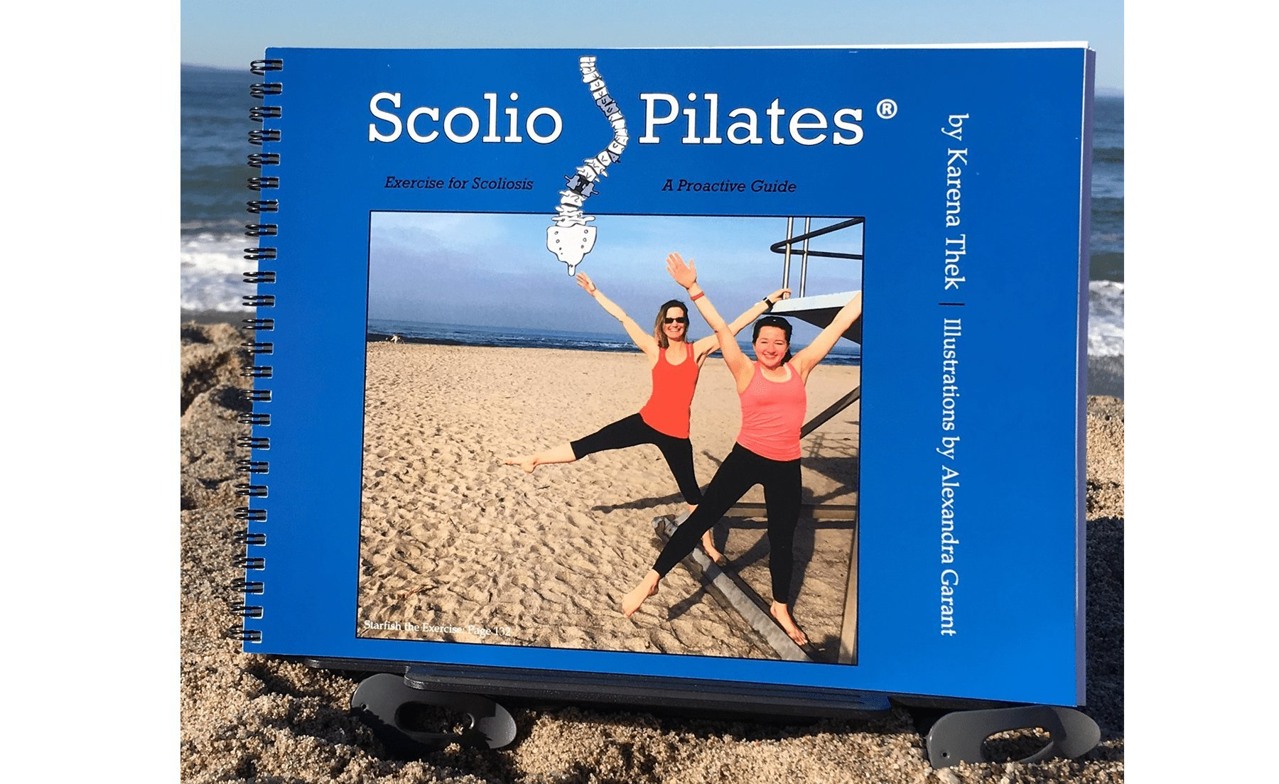 Scolio pilates exercise for scoliosis the step by step exercise scolio pilates exercise for scoliosis the step by step exercise guide for professionals and their clients karena thek lineback 9780615453040 fandeluxe Images