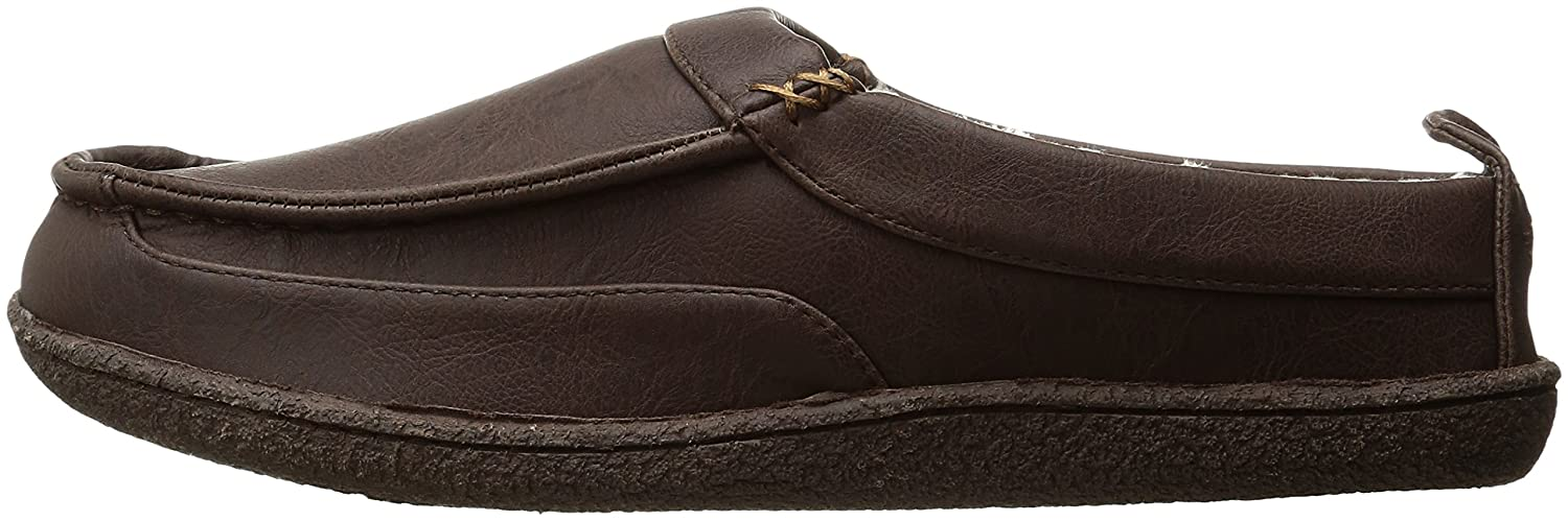 Dockers Men's Jonathon Step-in Clog Slipper SMNS3064DK
