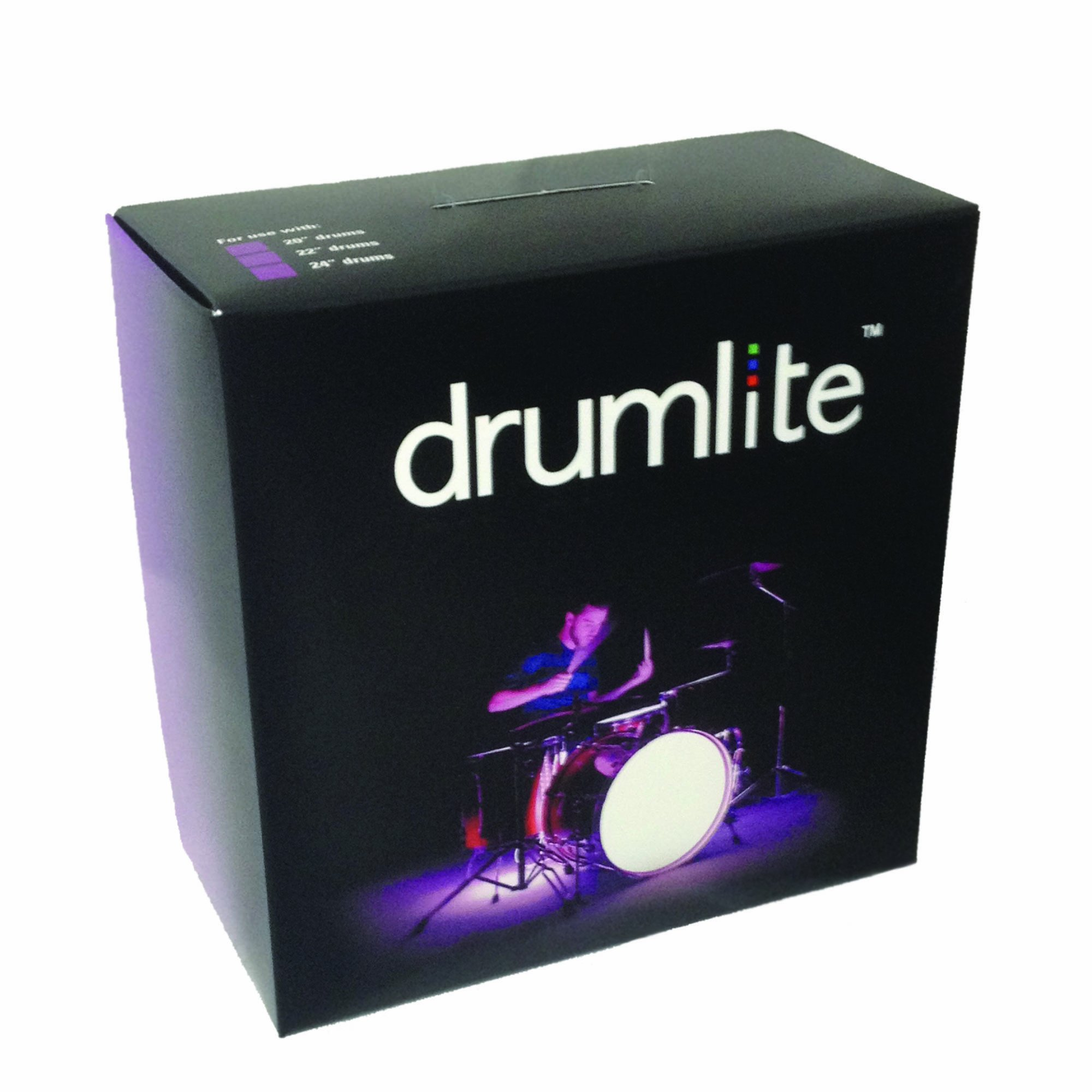 DrumLite DLB Bass Drum Kit by DrumLite (Image #2)