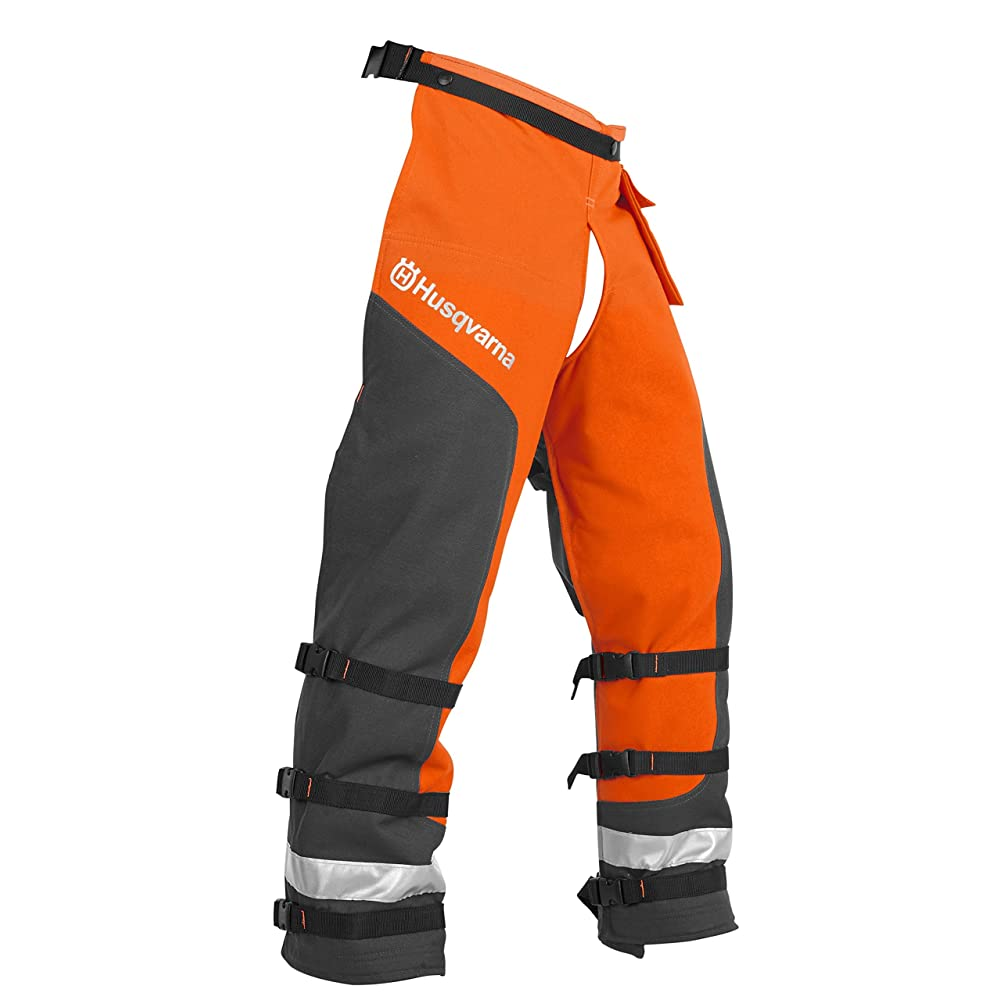 Husqvarna 587160704 Technical Apron Wrap Chap, 36 to 38-Inch Review