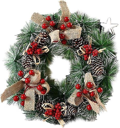 Home Decor Holiday Decor Floral wreath Door Wreath Handmade