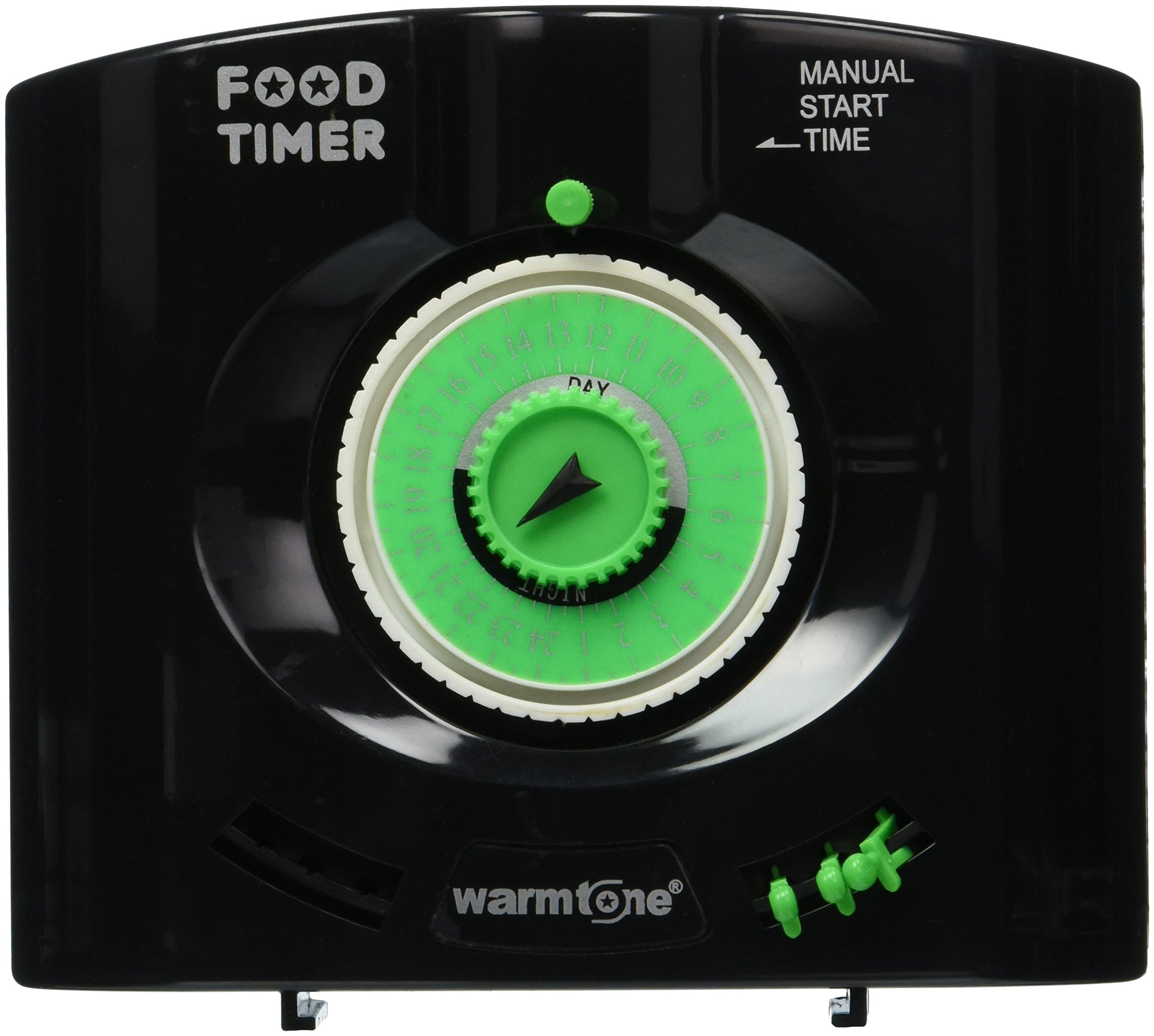 Warmtone WT-180A Automatic Timer Holiday Feeder for aquariums and terrariums