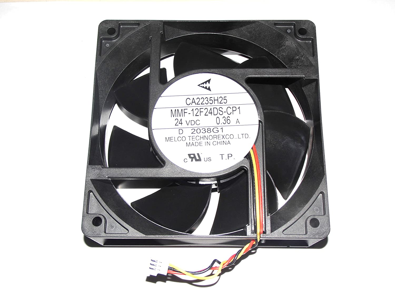 MITSUBISHI 120MM MMF-12F24DS-CP1 24V 0.36A CA2235H25 3Wire Cooling Fan