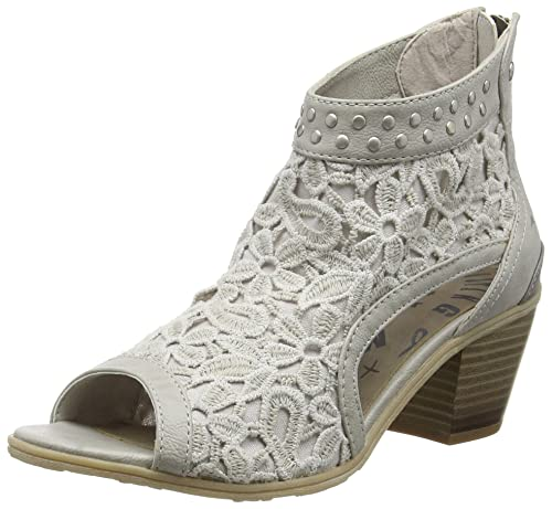 Womens 1221-809-21 Wedge Heels Sandals Mustang MWY9P0