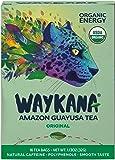 WAYKANA Guayusa Tea Bags – Original Green Guayusa (16 count)