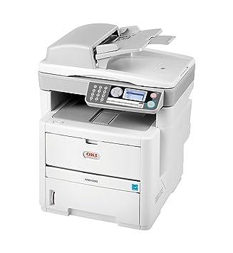 OKI MB480 - Impresora multifunción (LED, Mono, Mono, 28 ppm ...