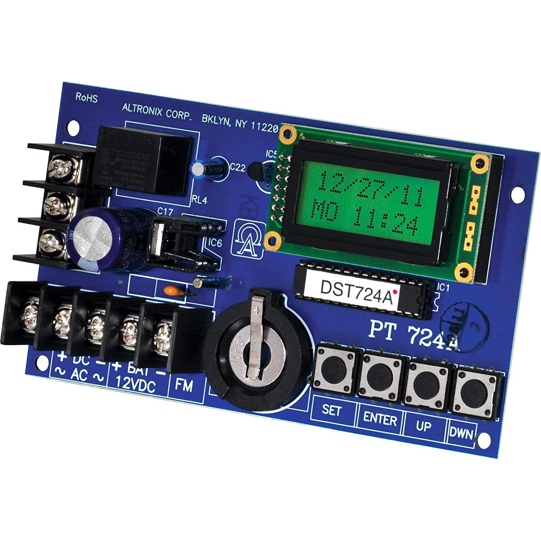 ALTRONIX Digital Timer (PT724A)