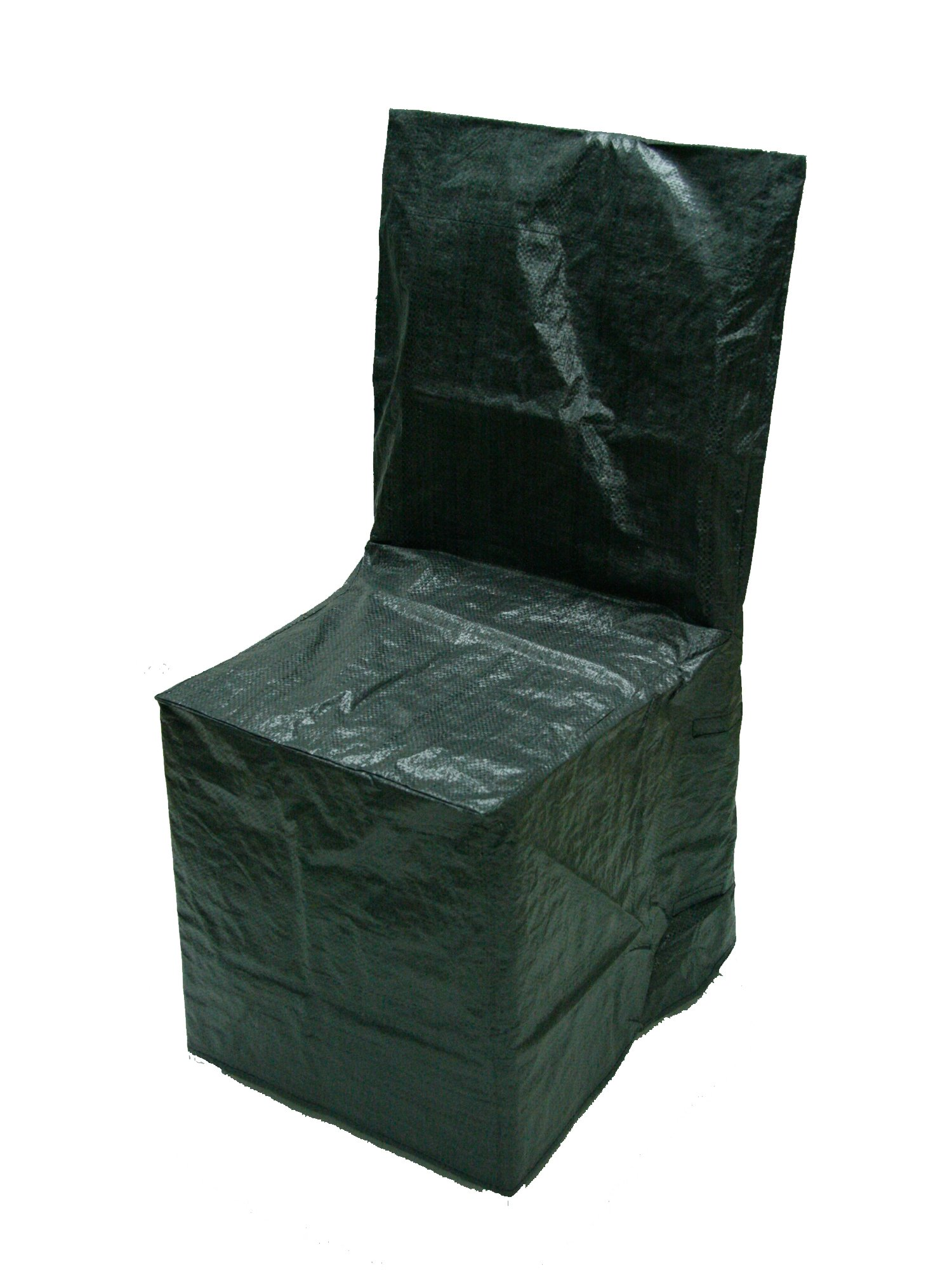 Commercial Seating Products BC-540 Ghost Armless Chair Storage Cover by G and A Commercial Seating (Image #1)